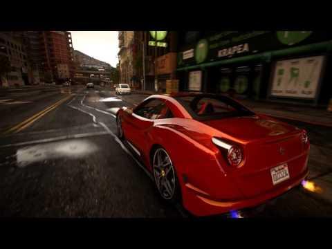 Grand Theft Auto V redux reflections