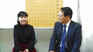 石田九段と一門の女流棋士加藤結李愛女流初段との師弟トークです。 今後の抱負など伺いました。 マイナビのインタビューです。