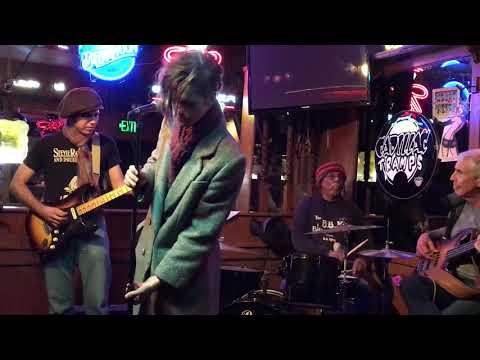 Late Night Monday Blues Jam .February 4th, 2019