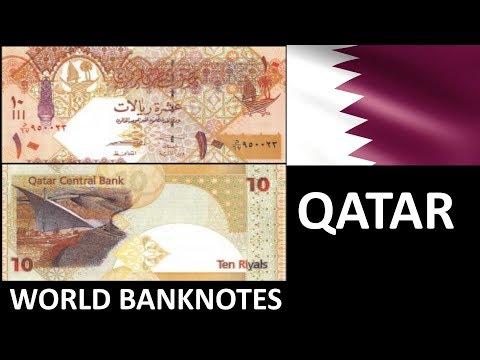 qatar central bank 10 riyals