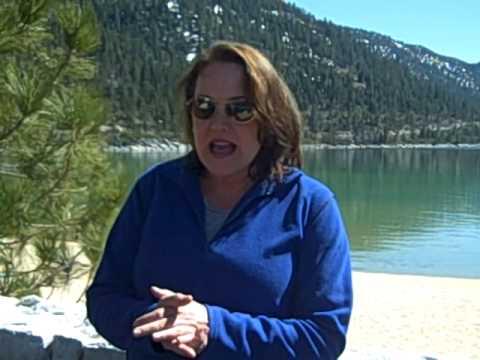 Carole Healey's First Impression of Lake Tahoe Shakspeare Festival's Sand Harbor Venue