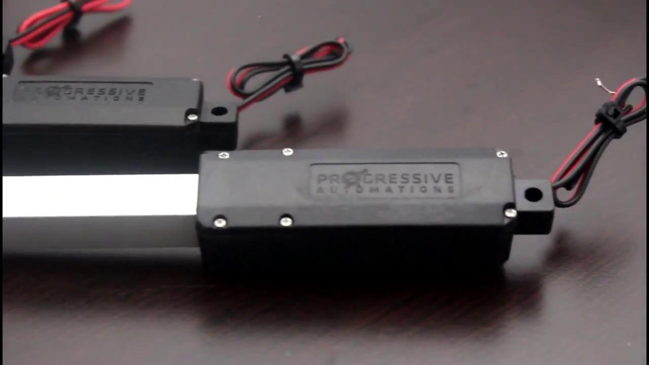 Best Linear Actuators from Progressive Automations
