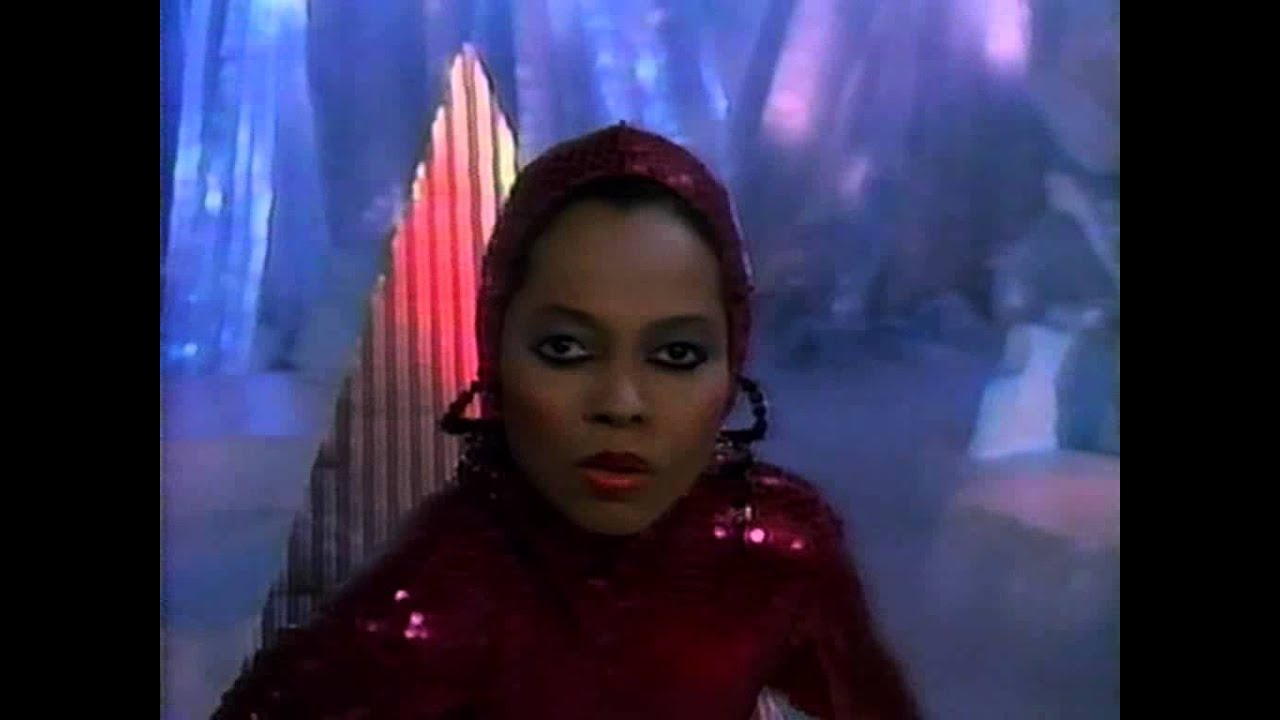 Diana Ross —  Pieces of Ice (Official Video)