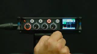 MixPre M-Series Tiptorial - Fader Bank Switching
