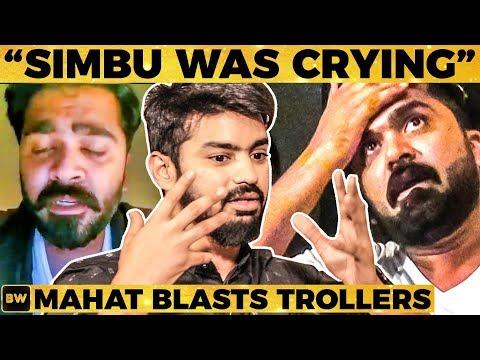 Simbu ஏன் பால் ஊத்த சொன்னாரு? - Mahat Reveals REAL Reason   MY 439