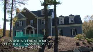 35 Round Farm Road - Rehoboth, MA - Home For Sale