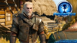 The Witcher 3 Wild Hunt - Mastercrafted Wolven Witcher Gear Set Locations (Upgrade Diagrams)
