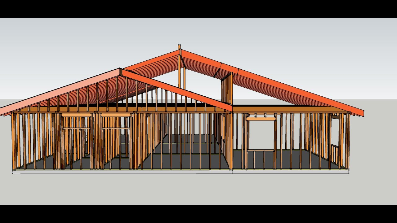 L Shaped Ranch House Plans