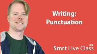 Writing: Punctuation - Upper-Intermediate English with Neal #57-58
