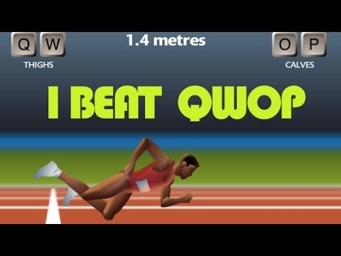 How to qwop like a boss and win too youtube how to qwop like a boss and win too ccuart Image collections