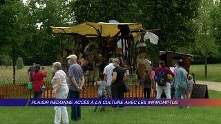 Yvelines | Plaisir redonne accès à la culture avec les Impromptus