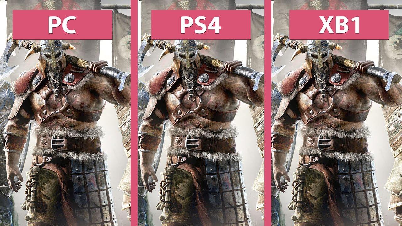 Using Honour Vs Honor: PC Vs. PS4 Vs. Xbox One Graphics