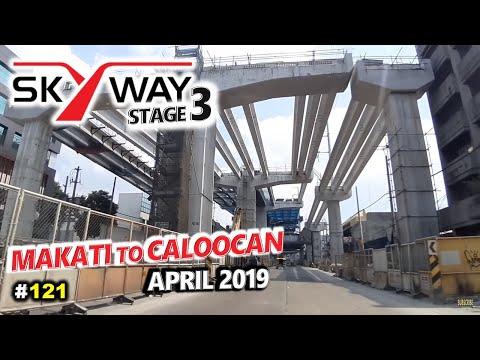 #121 | METRO MANILA SKYWAY STAGE 3 | April 2019 Update