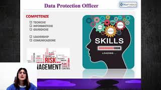 Corso gratuito + presentazione software GDPR
