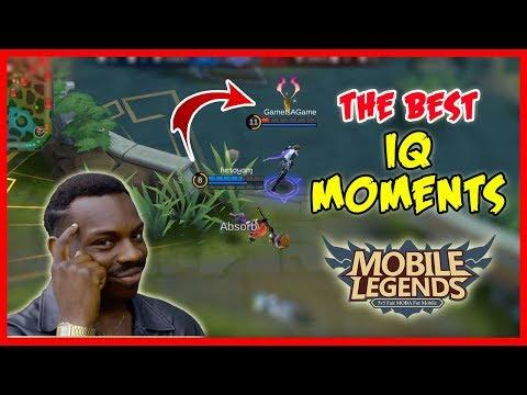 Mobile Legends Best IQ Moments! Funny Moments