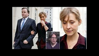 Allison Mack ignores Nxivm leader Keith Raniere as trial set for Oct.1 Video
