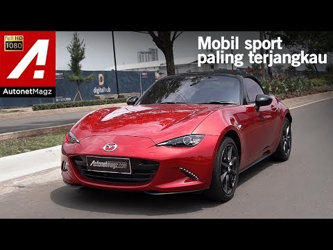Mazda MX-5 SkyActiv Review & Test Drive by AutonetMagz