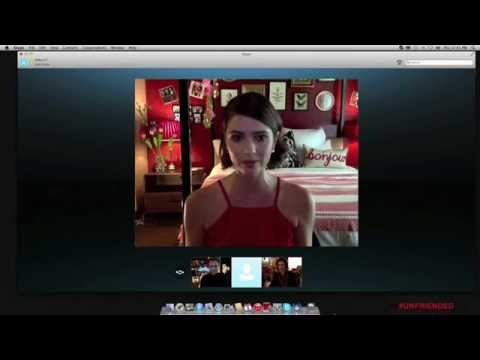 Matthew Bohrer, Shelley Hennig & Will Peltz: UNFRIENDED