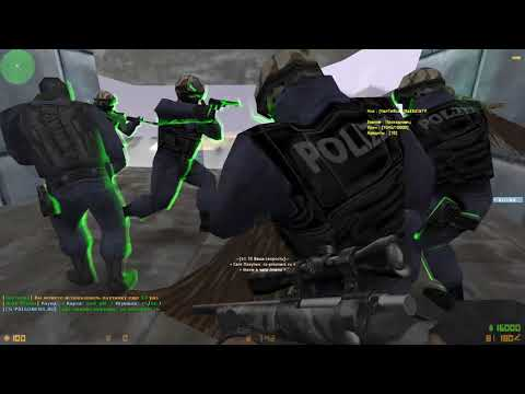 Counter-Strike 1.6 Surf сервер №22