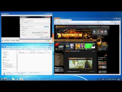 [Tutorial] Online Radio Aufnehmen Mit Dem VLC Media Player [HD] [Deutsch]