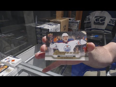 Post Expo Special Hockey Box Mix With 16-17 The Cup & Bonus - C&C #7964