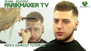 видео Короткая мужская стрижка без челки