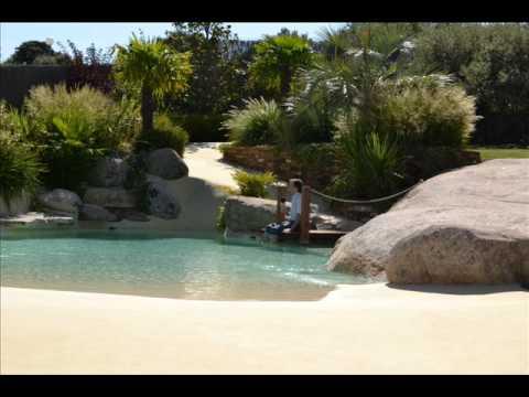 Nuestras piscinas de arena aparecen en telemadrid y la - Piscinas de arena natursand ...