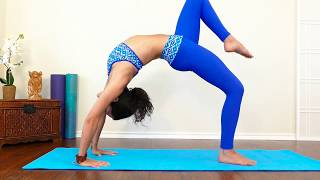 Power Yoga Workout with Jess ♥ Beginner to Advanced Full Body Flow, 20 Minute Flexibility & Toning