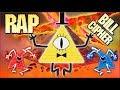 BILL CIPHER RAP Yo soy la locura   Gravity Falls  Zoiket audio original