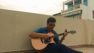 Chuyện Tình Người Trinh Nữ Tên Thi - Như Quỳnh - Guitar Solo