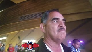 ABEL SANCHEZ REACTS TO CANELO VS JERMELL CHARLO FIGHT