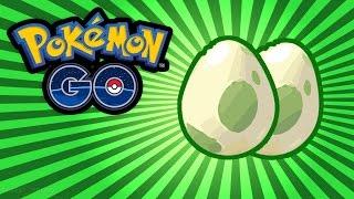 Viel zu viele Eier geöffnet (+ 10KM-Eier) | Let's Play Pokémon GO German #027