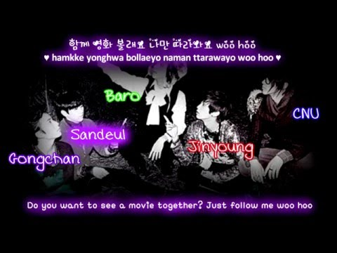 B1A4 What Do You Want To Do [Eng Sub + Romanization + Hangul] HD