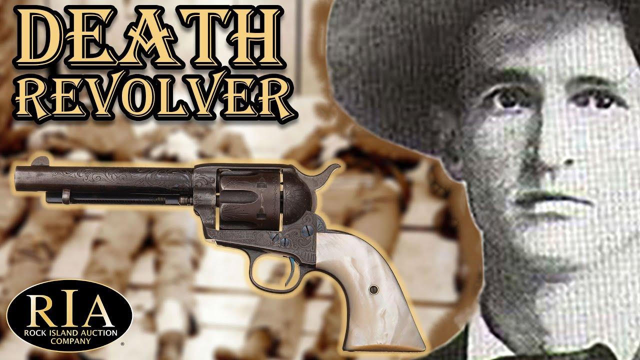 Bob Dalton's Colt Revolver