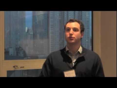 Public Health Mentorship Program 2013: Emery Mathieson