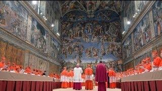 El cónclave decide entre un administrador o un pastor para dirigir la Iglesia