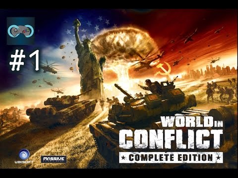World in Conflict: #1- Back in the USSR