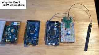 Arduino Due with ESP-WROOM-02U (ESP8266) wifi connected to Blynk app via local server