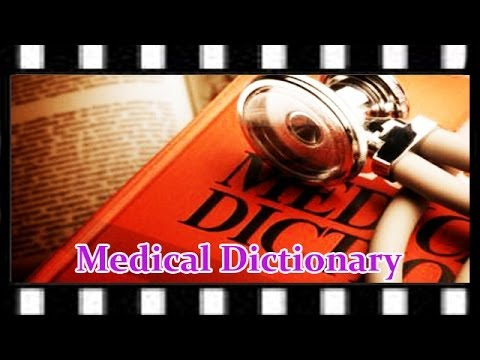 Best Medical Dictionary To Use In Medical Coding Youtube