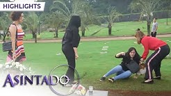 Asintado: Ana gets hurt after being pushed by Miranda | EP 164