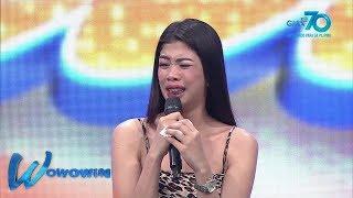 Wowowin: 'Sexy Hipon Herlene,' umaasang magkakabalikan ang kanyang ama at ina