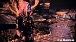 Mass Effect 3 Romance Tali