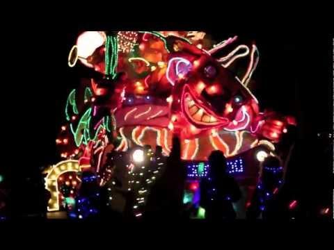 Brasil Lemelerveld, verlichte optocht Lemelerveld 2013 - YouTube