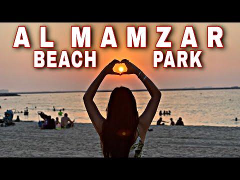Al Mamzar Beach Park, Dubai, UAE | Dubai Travel Destination