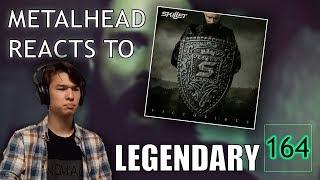 "METALHEAD REACTS TO MODERN ROCK: Skillet - ""Legendary"" ( Lyric)"