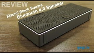 Xiaomi Black Square Bluetooth Speaker review