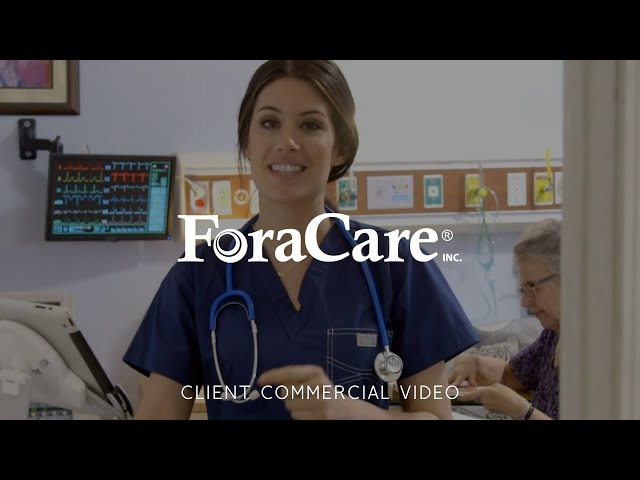 ForaCare Mobile Care Station Commercial - Made by Envy Creative