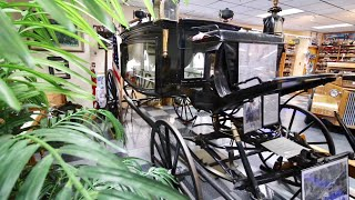 Abraham Lincoln Hearse - Tallahassee Automobile Museum