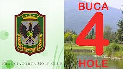 Franciacorta Golf Club - Buca 4
