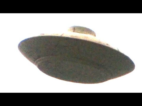 Holy Snap!!! UFO Sightings [HD] Flying Saucer St.Tropez 10/14/2014